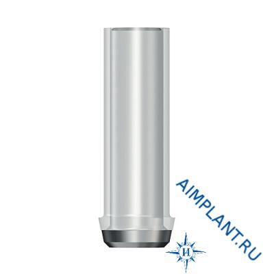 20° titanium cylinder