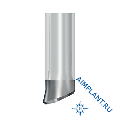 angular titanium cylinder