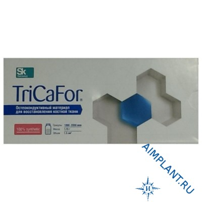 TriCaFor 1000-2000 microns, the bone material