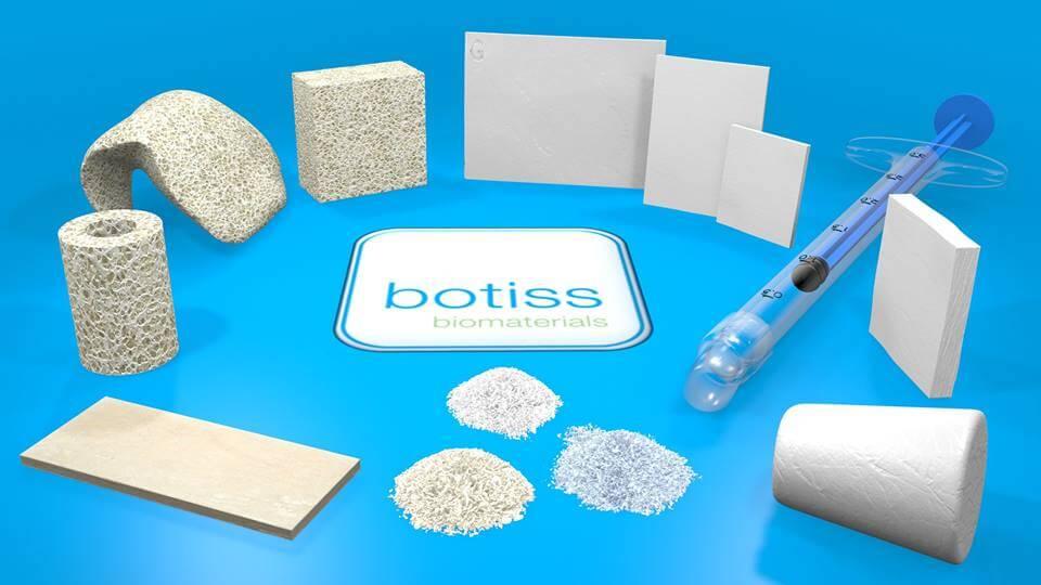 Продукция Botiss